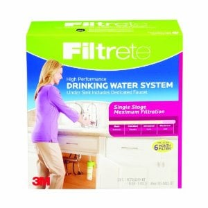 Filtrete 4US-MAXS-S01 Drinking Water Filter System