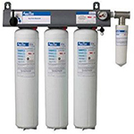 3M Cuno DP390 Dual Port Water Filtration System