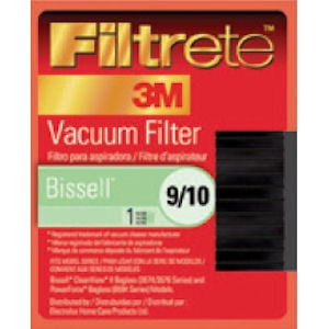 Bissell Vacuum Filter Style 9/10 by 3M Filtrete