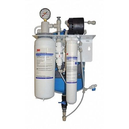 3M SGLP200-CL-BP Reverse Osmosis Filtration System with Bypass