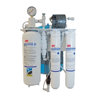 3M CUNO SGLP100-CL Reverse Osmosis System - 100 GPD