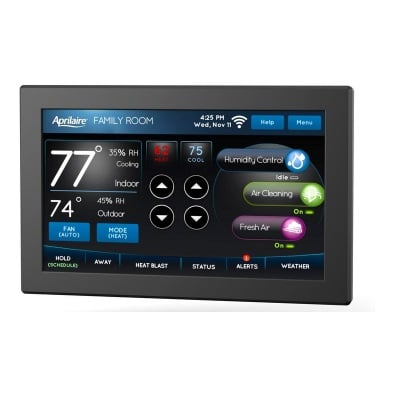 Aprilaire 8920W WiFi Thermostat with IAQ Control