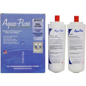 Aqua-Pure AP5527 Pre and Post Water Filters