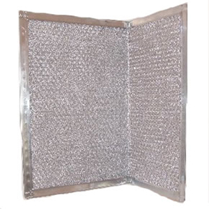 RangeAire 610053 Compatible Aluminum Microwave Filter