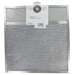 Imperial Cal GE-1000 Compatible Range Grease Air Filter