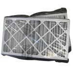 Aprilaire SpaceGard 2400 Air Filter - MERV 8 2pk