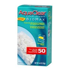 AquaClear BioMax for AquaClear 50 Power Filter