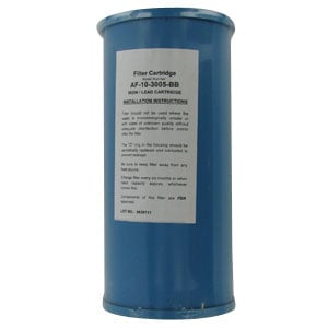 "Aries 10"" Iron and Lead Filter Cartridge AF-10-3005-BB"
