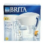 Brita Atlantis Pitcher (OB32/OB03) 4-Pack