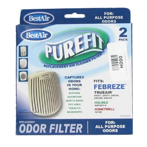 Holmes Odor Grabber Air Filter Replacements 2-Pack