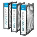 BlueAir Air Filters Furnace Filters Model <b>Blueair 550E</b> replacement part Blueair 500/600 Series Particle Filters - 3 Pack