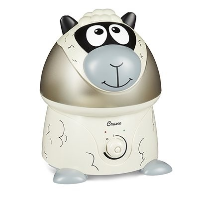 Crane EE-8248 Sidney the Sheep Cool Mist Humidifier