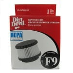 Dirt Devil F9 Vacuum Filter for Classic Hand Vac