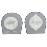 Dirt Devil F35 Vacuum Filters & Adaptor 2-Pack