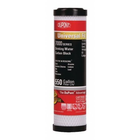 DuPont WFDWC70001 Carbon Block Water Filter-.5 Micron