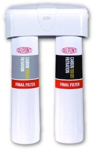 DuPont QuickTwist Drinking Water Filter System