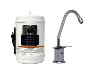 EverHot - Hot Water System w/ Chrome Faucet