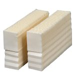 Sears Kenmore Air Filter Model <b>758.144510</b> replacement part Essick Air HDC2R Humidifier Wick Filter 2-Pack