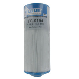 Filbur FC-0194 Saratoga Pool and Spa Filter - 4 pk