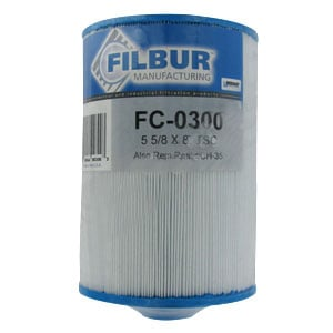 Unicel 5CH-35 Comp. Pool & Spa Filter Cartridge