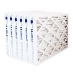 "Filters Fast 2"" MERV 11 Air Filters 6-pack"