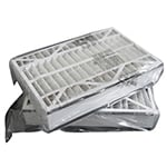 Trion 16x25x5 Air Bear Furnace Filter MERV 13 2pk
