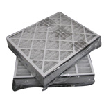 Trion MERV 8 Comp. Air Bear Furnace Filter-20x20x5