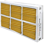 Odor Killer Return Grille Air Filter - MERV 8, 5