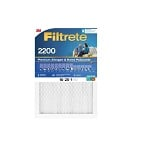3M Filtrete Elite Allergen Home Air Filter 2200