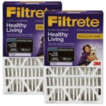 "Filtrete Deep 1500-2 Replacement 4"" Air Filter"