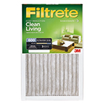 Filtrete Dust & Pollen Furnace Filter (Green)