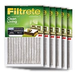 3M Filtrete Dust & Pollen Furnace Filter 6-Pack LB