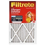 Filtrete Micro Allergen Air Filter (Red Series)