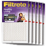 3M Filtrete Ultra Allergen Air Filters 6-Pack