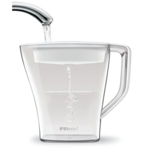 Filtrete 64 Ounce Clear Water Filtration Pitcher