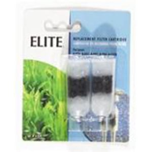 A829 Replacement Elite Goldfish Bowl Filter 2-Pack