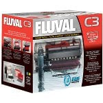 Fluval C3 Aquarium Power Filter System