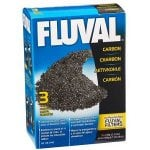 Fluval Aquarium Filtration Accessories Model <b>Fluval 304</b> replacement part Fluval Carbon Bags for Fluval Filters - 3 pk