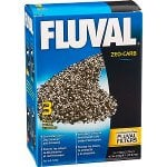 Fluval Aquarium Filtration Accessories Model <b>Fluval 304</b> replacement part Fluval Zeo-Carb Aquarium Media 150 gram 3 pk