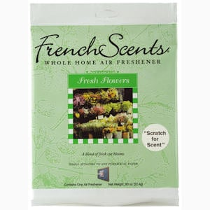 French Scents Air Filter Freshener - Fresh Flowers