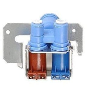 GE WR57X10032 Dual Solenoid Water Valve with Guard