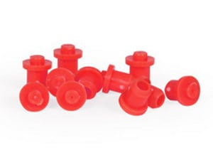 GeneralAire GA4021 Red Orifice Part