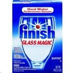 Glass Magic Glass Cleaner and Dishwasher Detergent