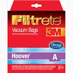Hoover Vacuum Filters, Bags & Belts Model <b>Top Fill Convertible</b> replacement part Hoover A Vacuum Bags - Pet Odor Absorber