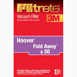 Hoover Fold Away & Hoover 50 Vacuum Filter