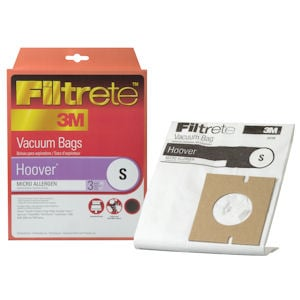 Hoover Type S Vacuum Bags by 3M Filtrete