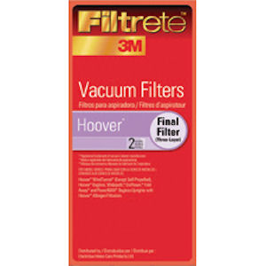 Hoover Final Filter Set for Hoover Wind Tunnel +