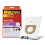 Hoover Vacuum Filters, Bags & Belts Model <b>Hoover Caddy Vac</b> replacement part Hoover Type Z Vacuum Bags by 3M Filtrete