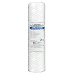 "Hydronix 10"" String Wound Water Filter - 30 Micron"