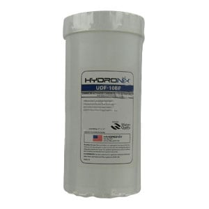 "Hydronix 10"" x 4.5"" GAC Water Filter Cartridge"
